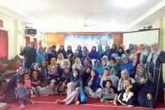 Silaturahim Keluarga Besar Alumni Gontor Putri Tahun 2004